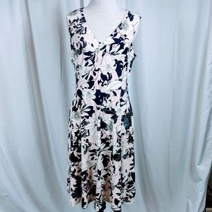 Tommy Hilfiger floral print Aline Dress